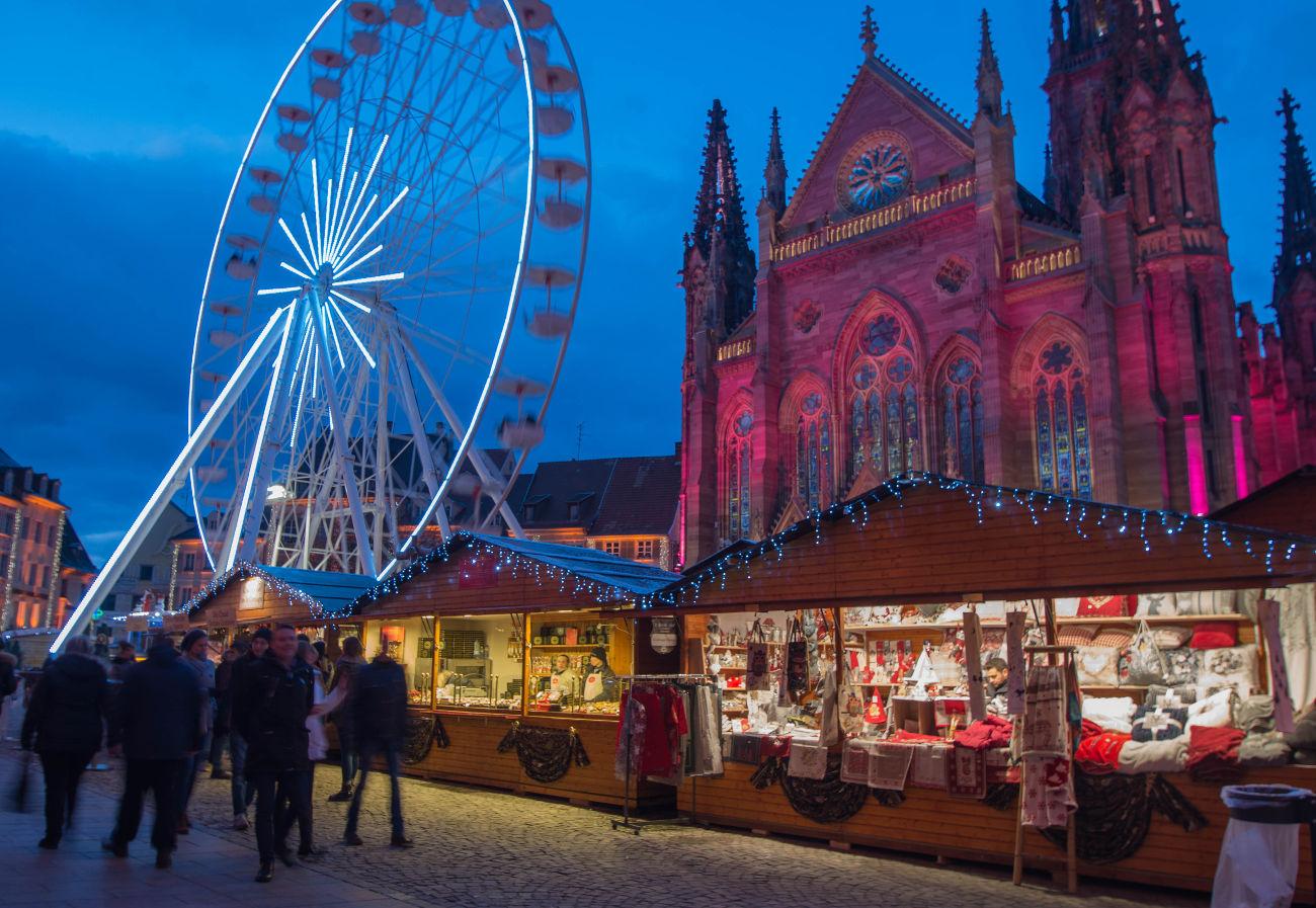 Atelier enfants : un Noël à Mulhouse