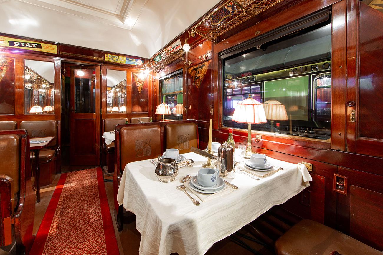 Visite guidée : Le train et les arts décoratifs