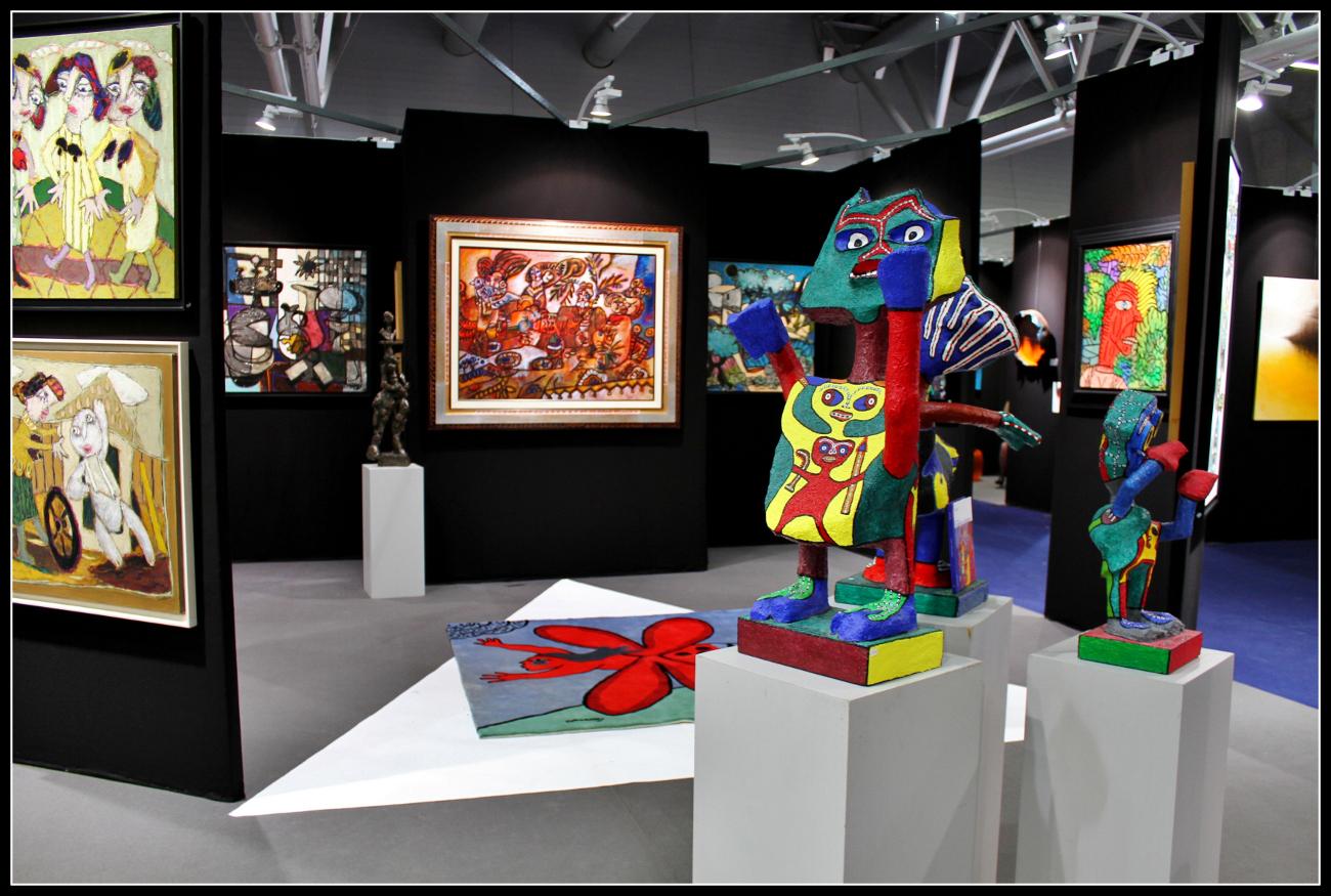 Art3f salon de l 39 art contemporain mulhouse for Salon art contemporain paris