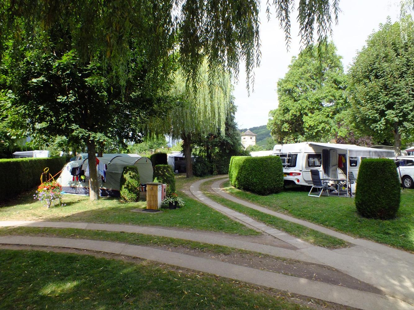 Camping La Route Verte