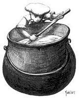 Partage de la soupe au Munster