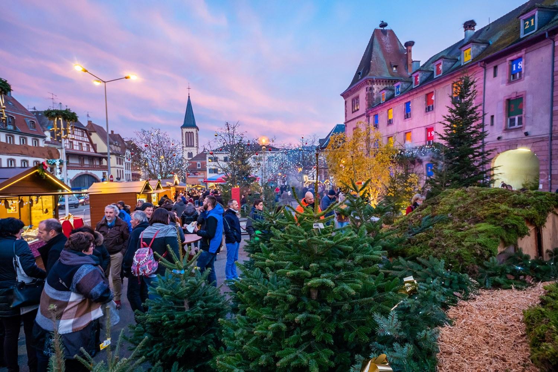 Bredlamarik - marché de Noël