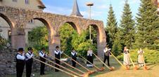 International Alp Horn Concert