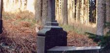 Ehemaliger Friedhof des Sillackerkopf