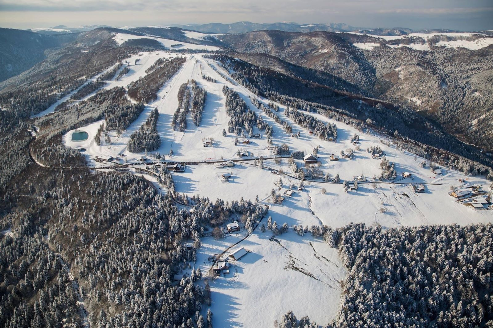 Station de ski du Schnepfenried