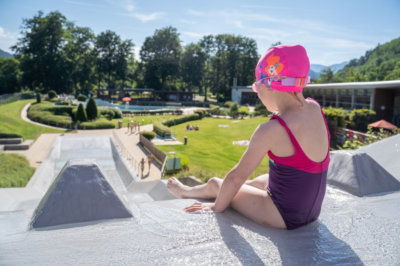 Centre nautique la piscine munster for Camping en alsace avec piscine