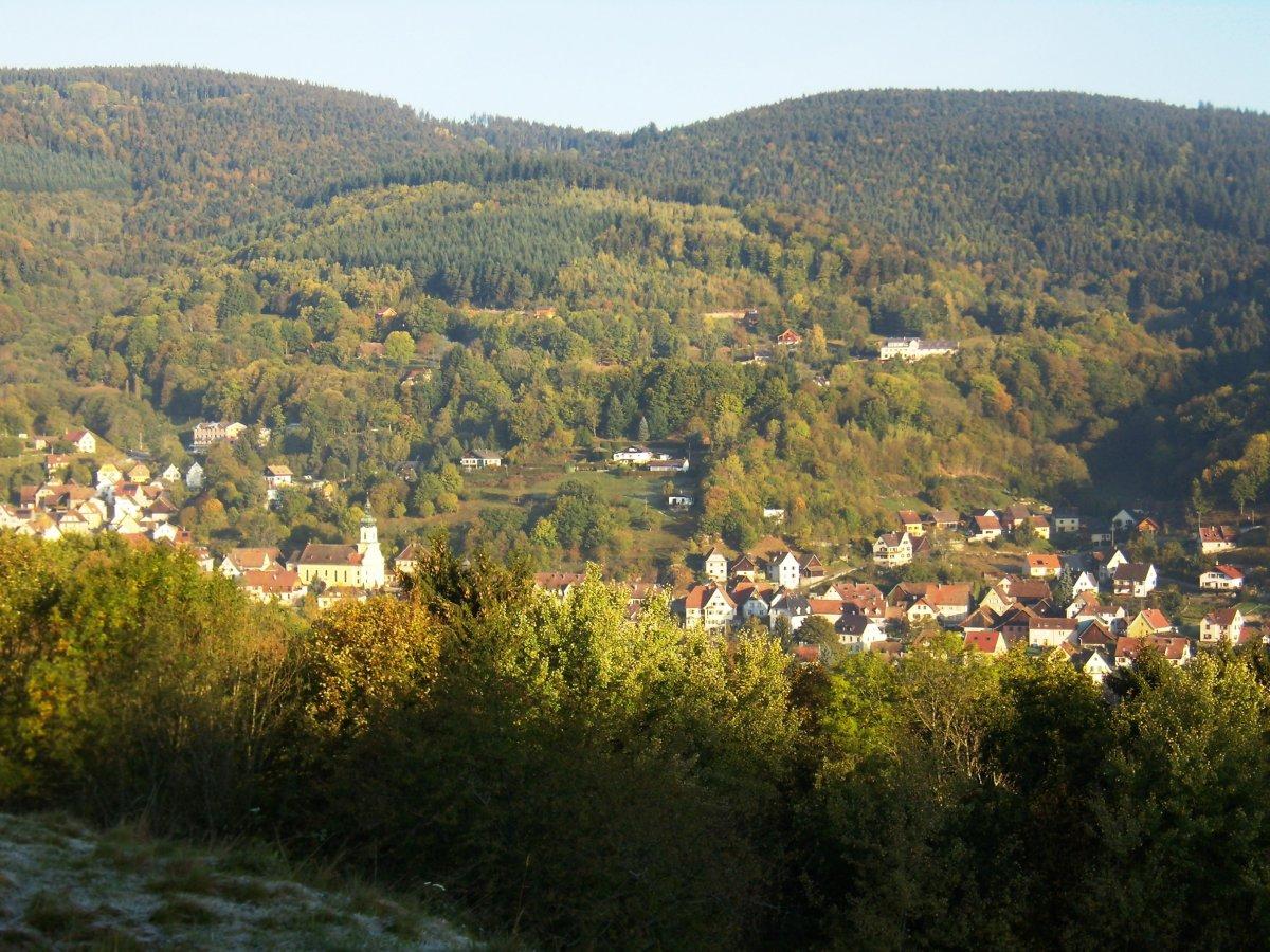 MUHLBACH - N°23019 - Au coeur de la Vallée