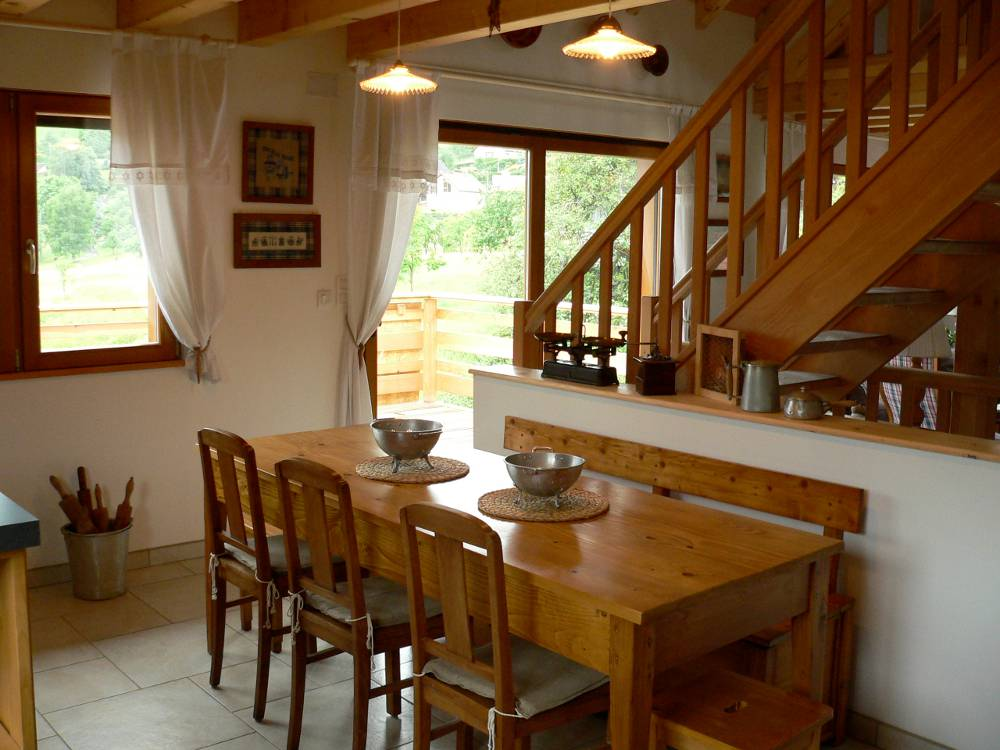 Furnished accomodation from Daniel GEISERT - Chalet 'Le Rebberg'