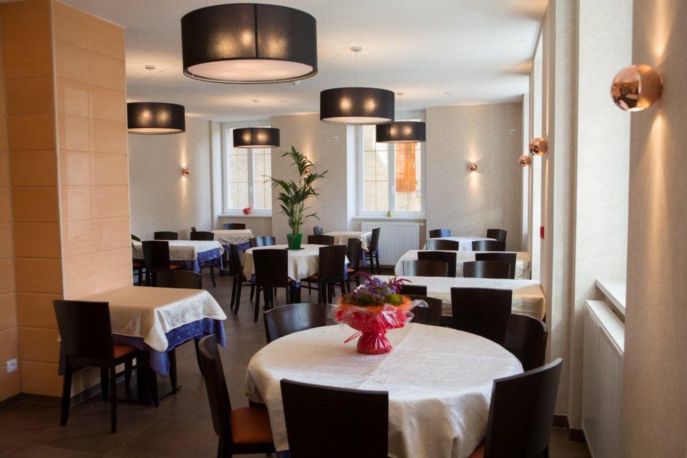 Hôtel Restaurant Le Soleil d'Or