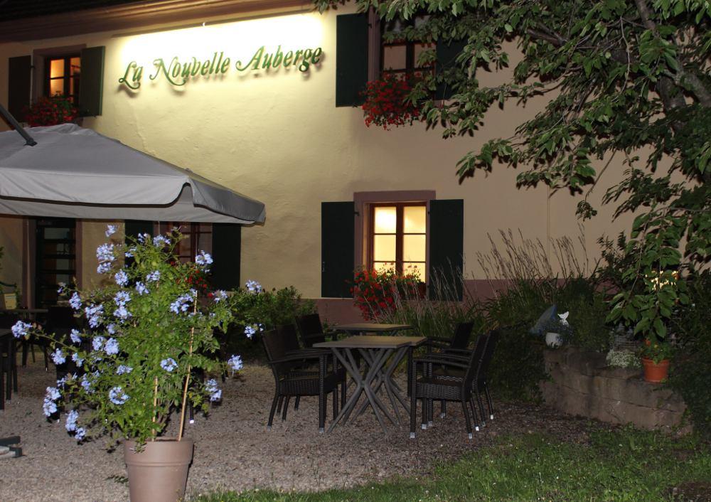 restaurant bistrot la nouvelle auberge wihr au val. Black Bedroom Furniture Sets. Home Design Ideas