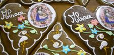 Gingerbread decoration