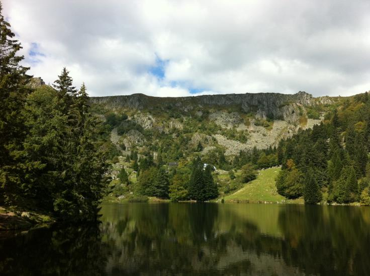 La rando des lacs à la journée