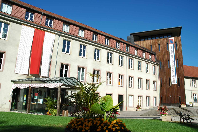 Textielmuseum van Wesserling