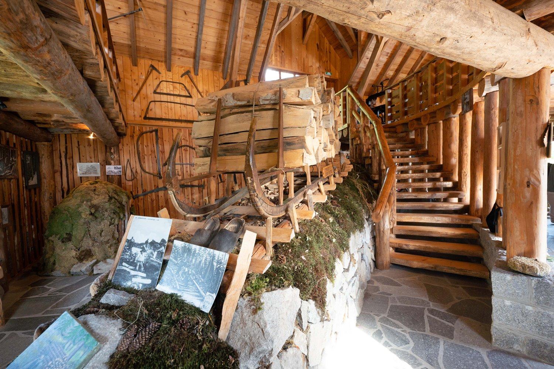 Musée de la Schlitte et des Métiers du Bois