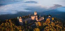 Haut-Koenigsbourg Castle : Covid-19 closed until further notice