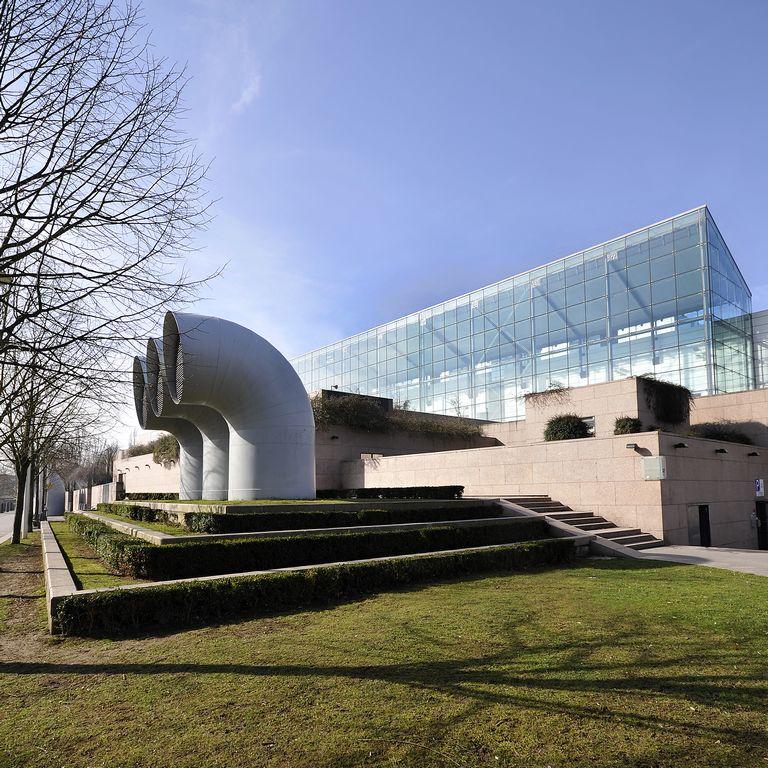 Mus e d 39 art moderne et contemporain mamcs strasbourg - Musee d art moderne strasbourg ...