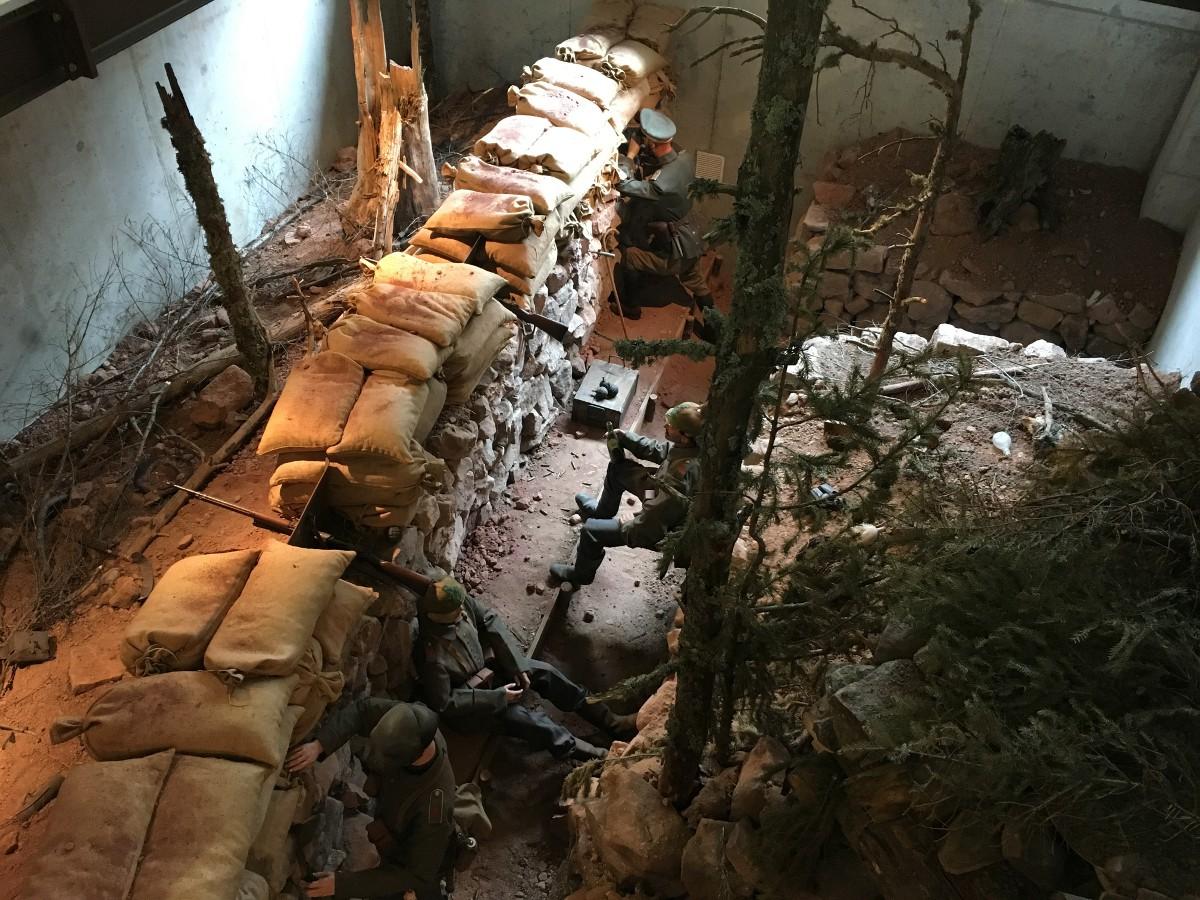 Museum der Gedenkstätte des Lingekopfes