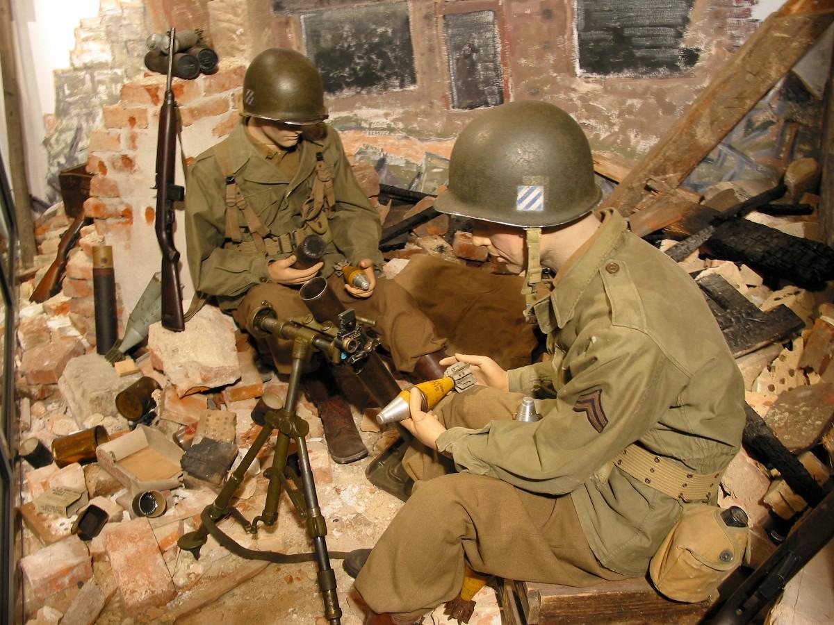 Museum zum Gedenken an die Kämpfe des Winters 44-45