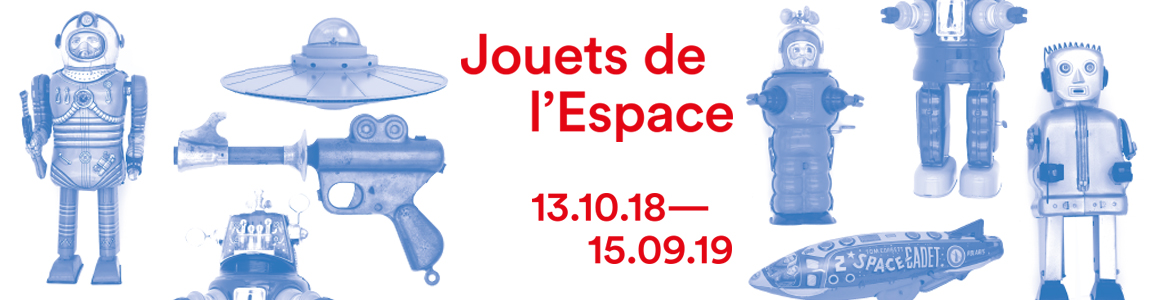 Exposition : Jouets de l'Espace