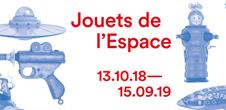 Exhibition : Space toys
