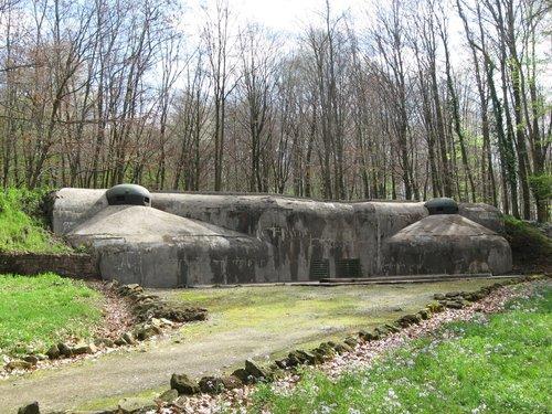 die Schoenenbourg Festung