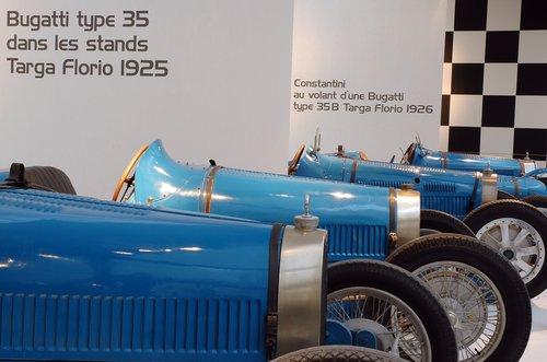 Automobilmuseum - Schlumpf-Sammlung