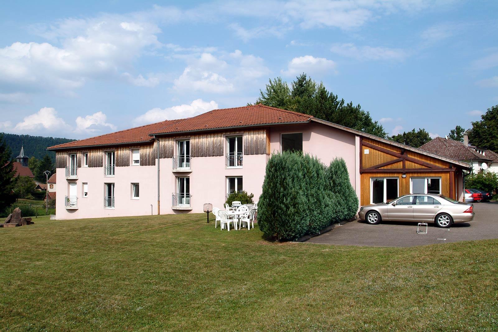 Résidence-Hôtel Le Kirchberg