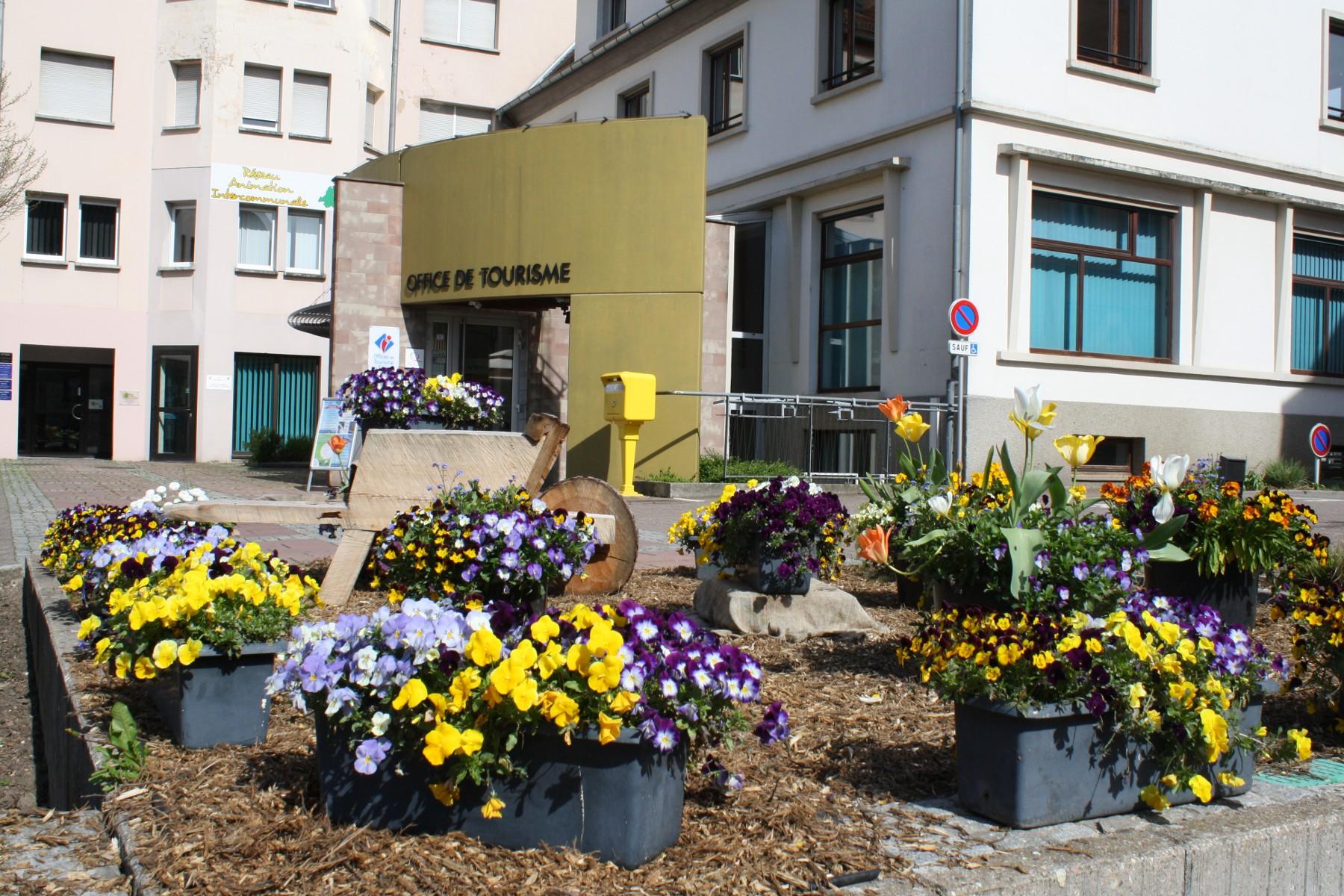 Office de tourisme de niederbronn les bains et sa r gion - Office de tourisme de vernet les bains ...