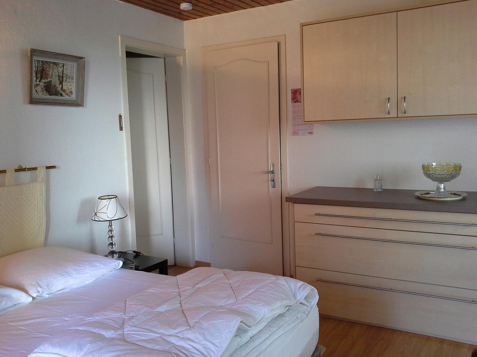Accommodation of Mr. Clauss - Studio