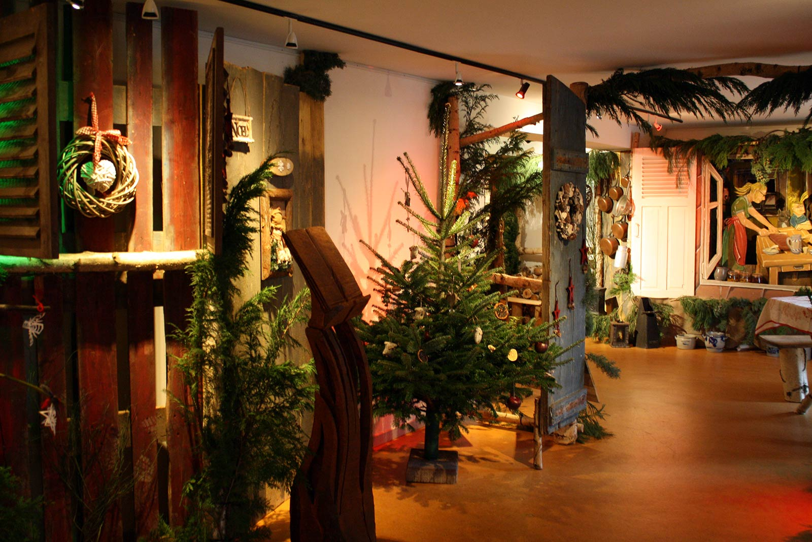 Week-end for discovering the Christmas of yesteryear