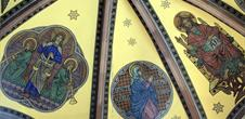 Iconographic discovery from St Martin's Church