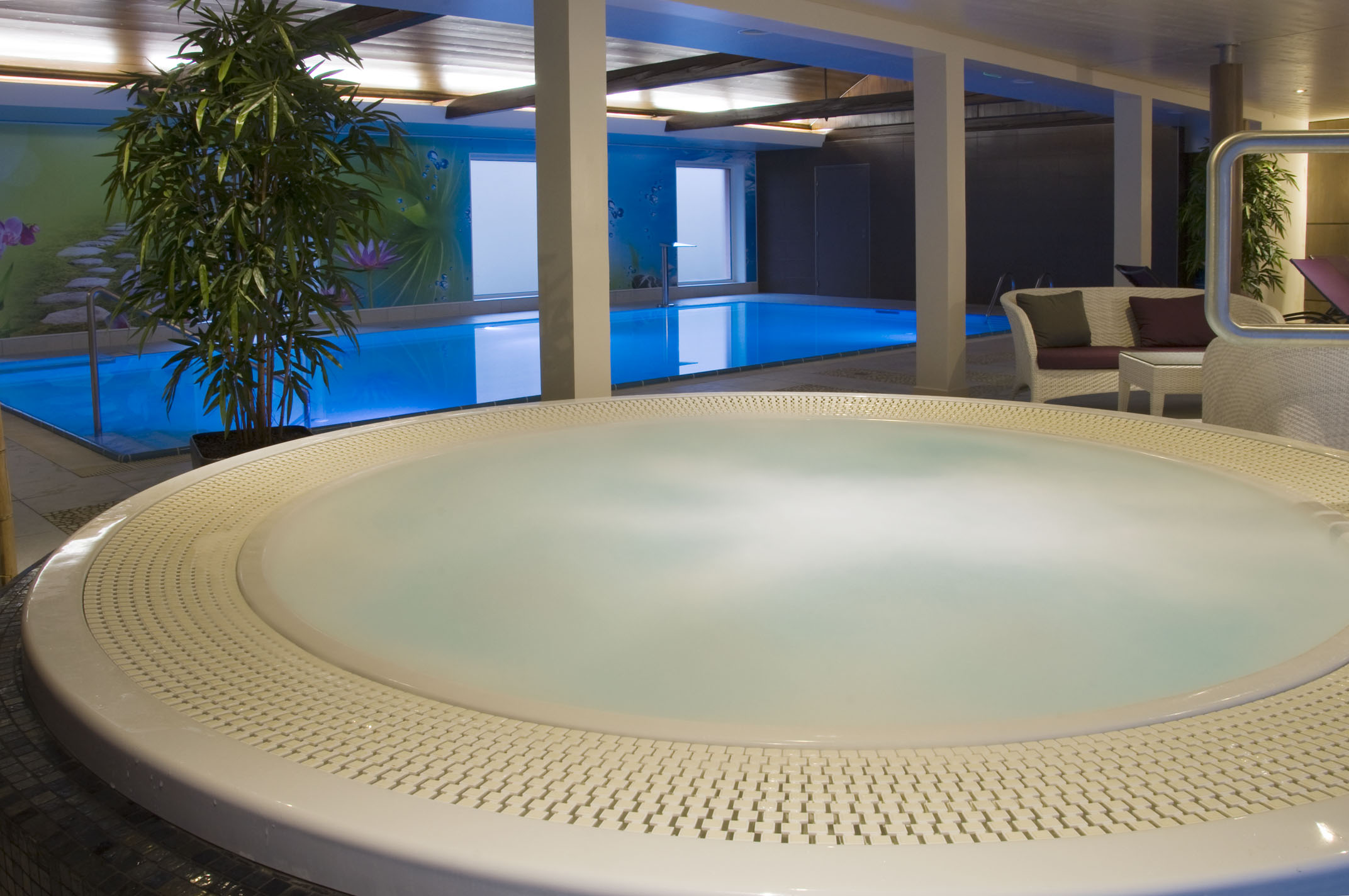 Package : Relaxation and wellness in a 3-star Spa hotel