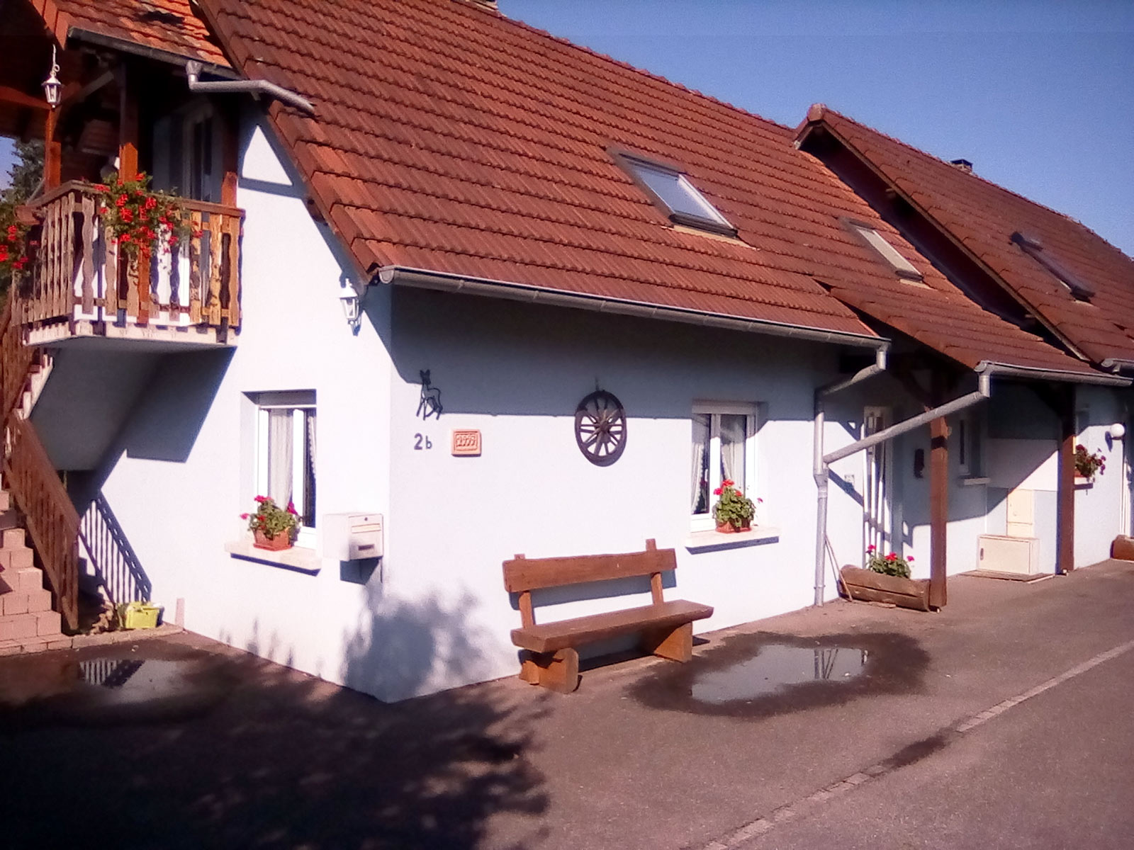 Accommodation of Mr. Heintz - Gîte de France n°1505