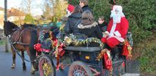 Santa Claus tour