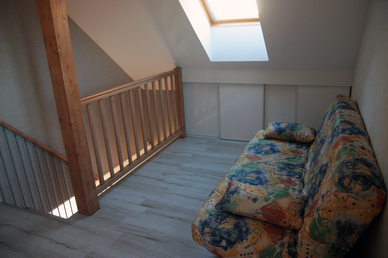 Accommodation of Mr. Heitzmann