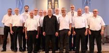 Advent concert by the men choir Concordia 1876