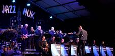Concert by the group of music Jazz Muk Big Band