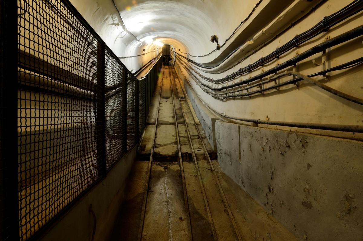Visite guidée de l'ouvrage du Four à Chaux - ligne Maginot - Lembach