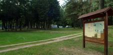 Aire naturelle de camping Hohenfels