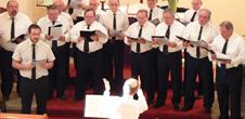 Concert de Noël de la Chorale Concordia de Niederbronn-les-Bains