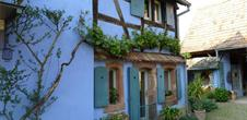 Bed and Breakfast : Les jardins de la ferme bleue