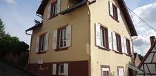Accommodation of Mrs. Gambs - Résidence des Thermes ground floor