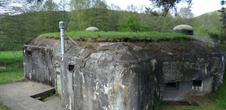 Die Maginot-Linie zwischen Elsass und Moselle