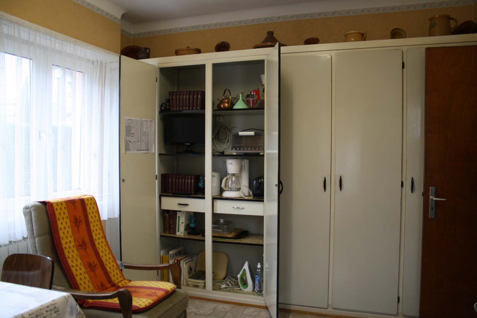 Accommodation of Mr. Ohlmann