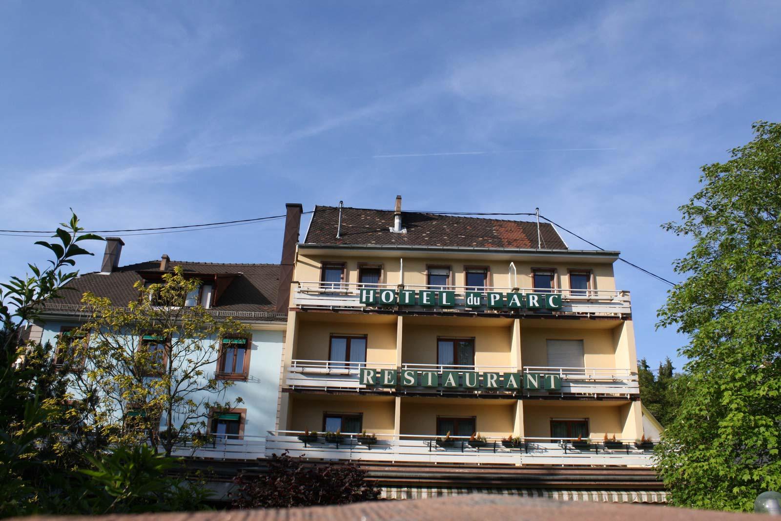 H tel du parc restaurant l 39 alexain niederbronn les bains for Hotel du parc