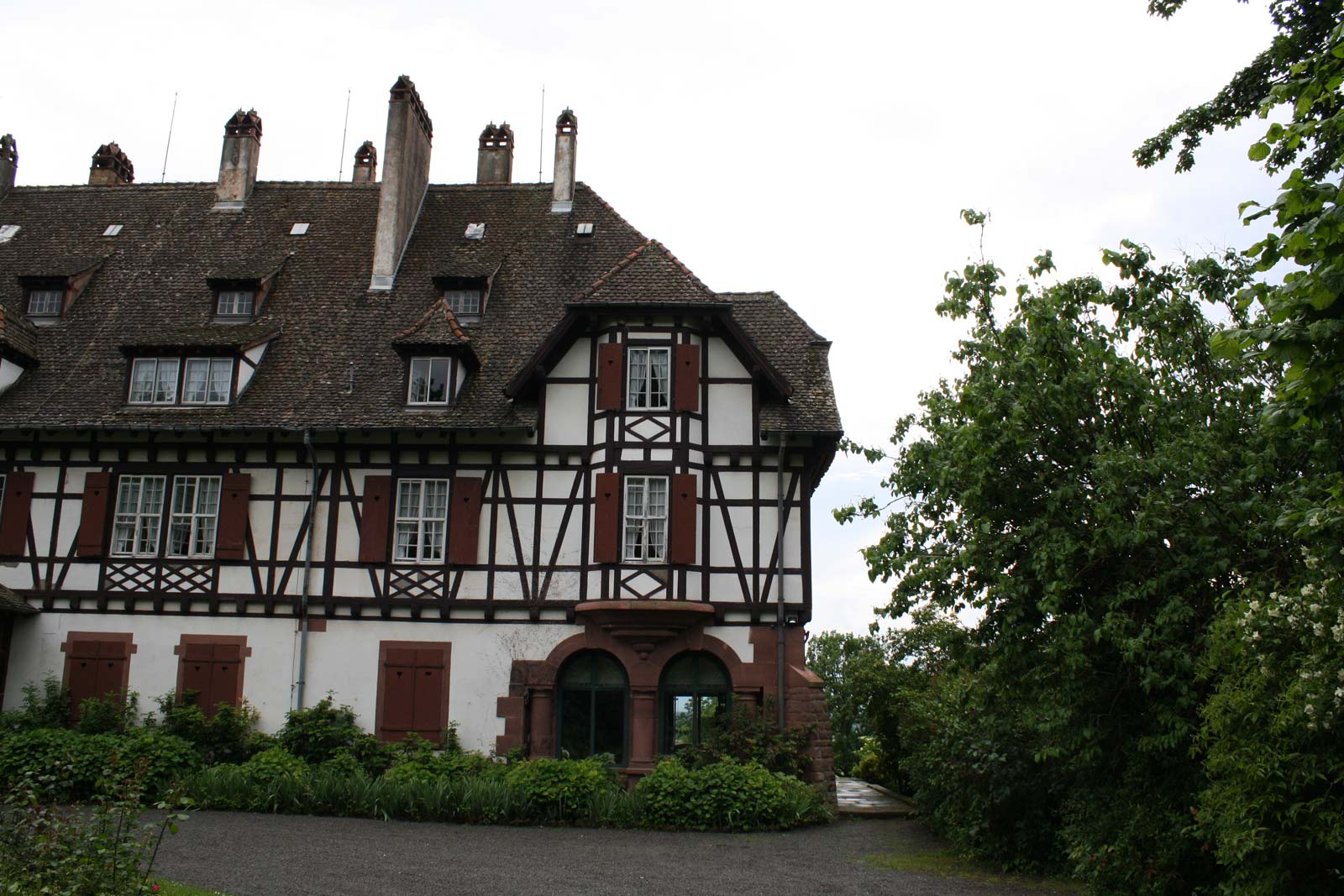 Villa le riesack niederbronn les bains for Piscine niederbronn