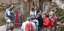 Visite guidée du château du Schoeneck
