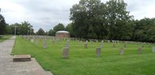 German-war cemetery 1939/1945 - Exhibition War destinies