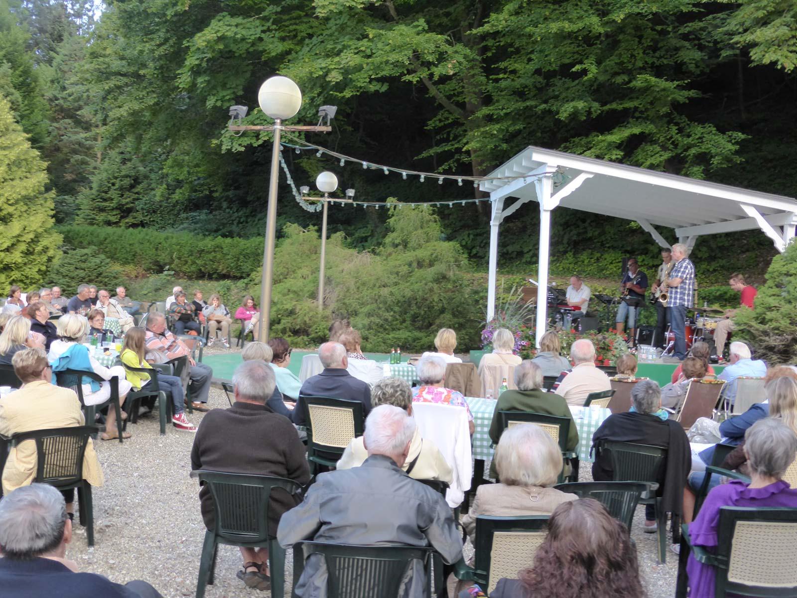 Guinguette du Herrenberg : Pour le plaisir - Niederbronn les Bains