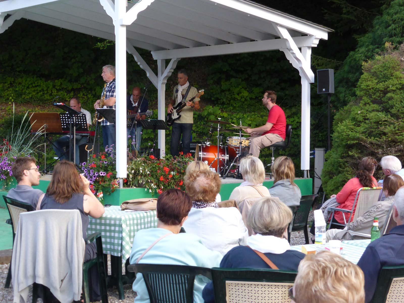Guinguette du Herrenberg - D'Jazz Owe mit'm Little Berry's Band